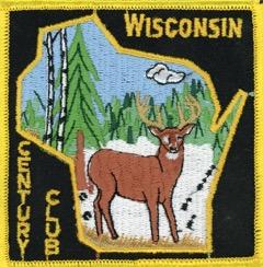 Century Club Badge